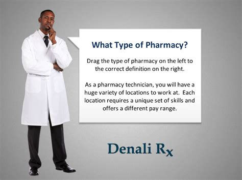 Types Of Pharmacy by Different Types Of Pharmacies And Technicians Denali Rx