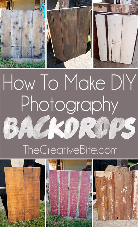 Photo Backdrop Diy by How To Make Diy Wooden Photography Backdrops