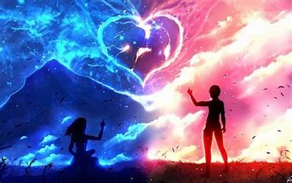 Anime Wallpapers Couples Couple 1920a 1200 Wallpapertag