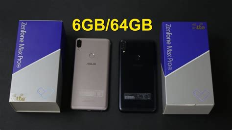 asus zenfone max pro m1 6gb unboxing and impression