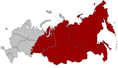 area    largest country  asia  russia
