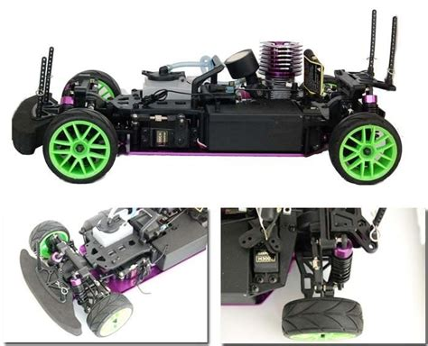 rc verbrenner auto ferngesteuertes auto rc verbrenner 2 5ccm onroad car quot hsp sonic quot 1 10 4wd 2 4ghz ebay