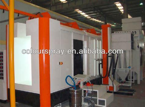 cabinet spray booth for sale furniture powder coating system china manual powder