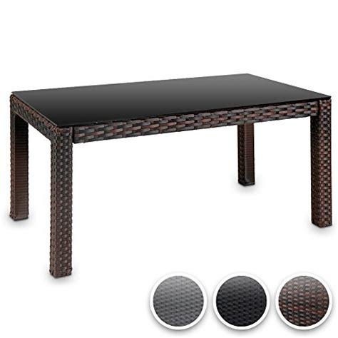 Tisch Für Garten by Hochwertiger Polyrattan Tisch Teetisch Beistelltisch F 252 R