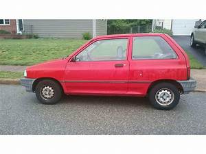 1993 Ford Festiva For Sale
