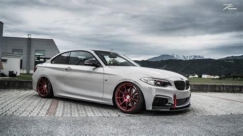 M2 Alternative - BMW F22 235i auf Z-Performance Wheels ...