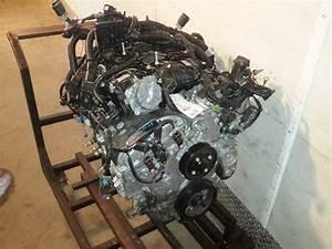 2015 Cadillac Srx Engine Motor Vin 3 3 6l