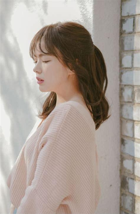 korean hairstyle  bangs     ease