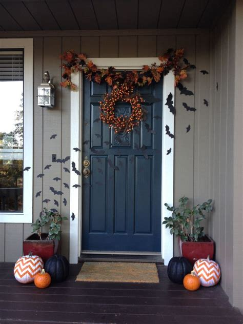 front door decors   years halloween