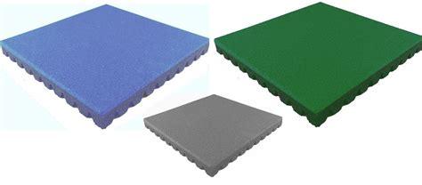 piastrelle di gomma pavimento antitrauma piastrelle in gomma
