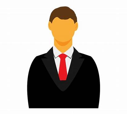 Lawyer Employee Clipart Attorney Transparent Cartoon Tuxedo