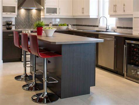 cuisine armoire brune contemporain cuisitec