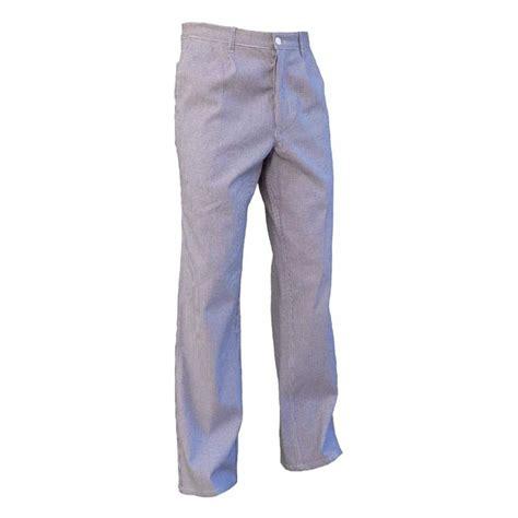 pantalon de cuisine femme pantalon de cuisine en coton pied de poule bleu et blanc pbv vetiwork