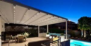 Toile Pour Terrasse : terrasse couverte toile ~ Premium-room.com Idées de Décoration