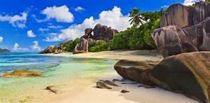 Imágenes con paisajes de Verano: sol, palmeras y playa Información imágenes
