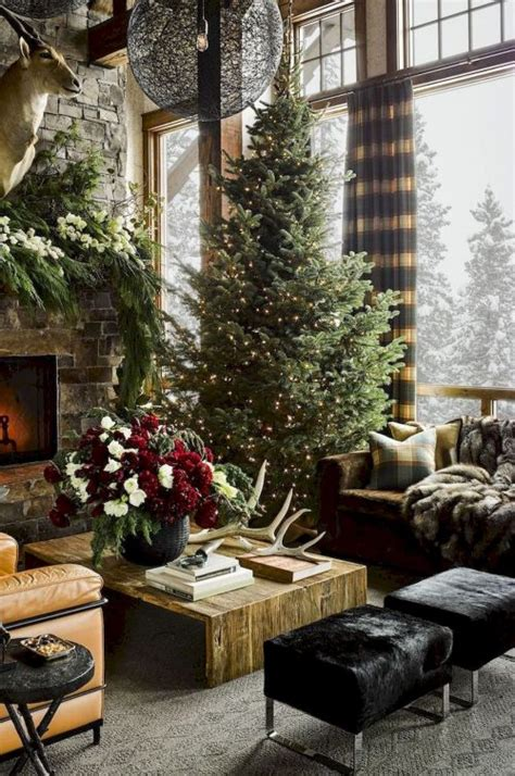 ways  decorate  christmas tree living  midnite