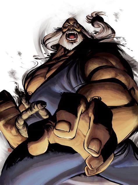 Gouken Street Fighter