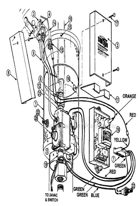 sunglo 265e parts list and diagram ereplacementparts