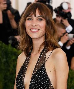 Alexa Chung Launches Own Fashion Label InStyle com