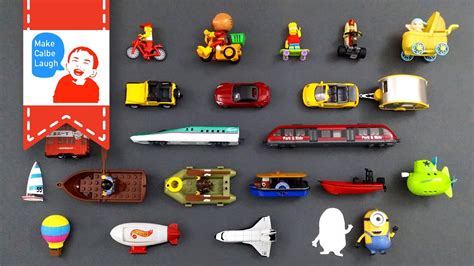 Learning Street Vehicles Names And Sounds And More For