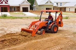 Kubota B26 Tlb Tractors Specification