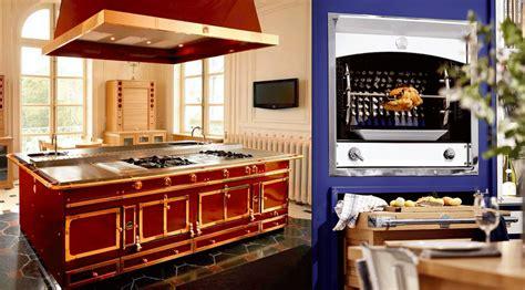 les grands chefs de cuisine francais la cornue des cuisinières d 39 exception sur mesure depuis