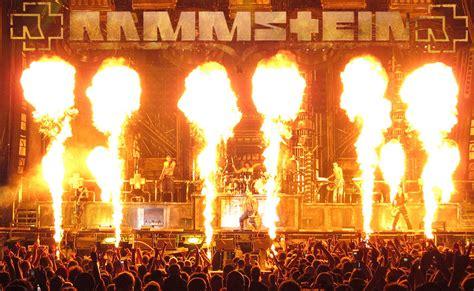 Rammstein Tour 2010 At Quebec By Kryptonyk On Deviantart