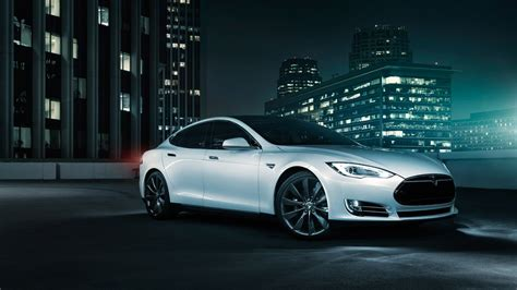 Tesla Car Wallpaper by Tesla Wallpapers 78 Background Pictures