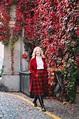 Viva Autumn! Portrait photoshoot in Kensington, London ...
