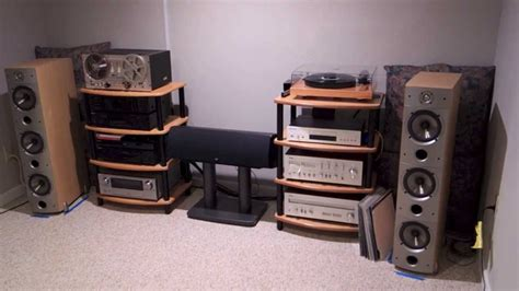 Audio A Demo And Overview Of My Stereo System (vinyl