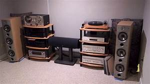 Audio  A Demo And Overview Of My Stereo System  Vinyl