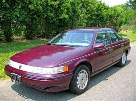 old car owners manuals 1993 mercury sable electronic valve timing 1993 mercury sable vehicles i have owned or grew up with mercury sable ford lincoln mercury