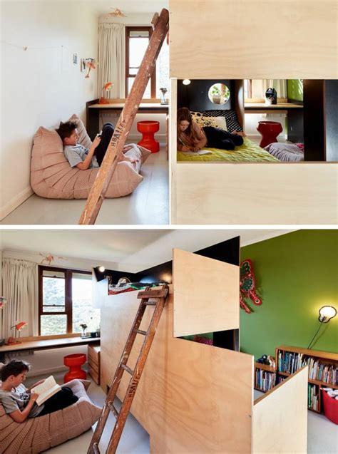 separer une en deux avec un rideau s 233 parer une chambre en deux pour que chaque enfant retrouve un peu d intimit 233