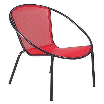 papasan sling stack chairs at big lots for the home