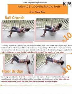 Reduce Low Back Pain