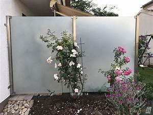 Zaun Aus Glas : die besten 25 windschutz glas ideen auf pinterest terrassendach glas terrassen berdachung ~ Yasmunasinghe.com Haus und Dekorationen