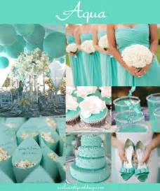 wedding colors your wedding color how to choose between teal turquoise and aqua exclusively weddings