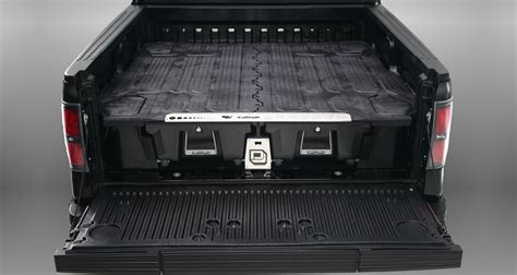 Decked Truck Bed Organizer by 1 Decked Drawer Rear Closed 150
