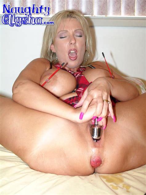 crazy blonde cougar with huge melons wearin xxx dessert picture 8