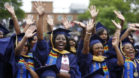 black women top list   educated  country black
