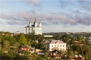 Smolensk city · Russia Travel Blog