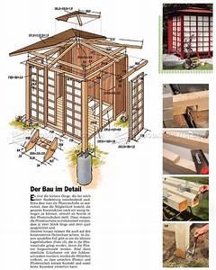 Japanese Tea House Plans • WoodArchivist