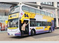 First Leicester's new look buses Bus & Coach Buyer