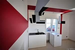 Peinture Moderne Salon : piraino renovations entreprise rge ~ Teatrodelosmanantiales.com Idées de Décoration