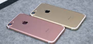 gold iphone 7 should you get the iphone 7 in black gold silver or