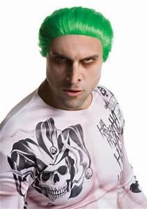Suicid Squad Joker : suicide squad adult joker wig ~ Medecine-chirurgie-esthetiques.com Avis de Voitures