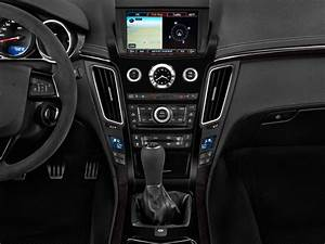 Image: 2012 Cadillac CTS-V Coupe 2-door Coupe Instrument