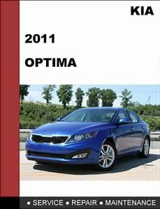 Kia Optima 2011 Factory Service Repair Manual Download