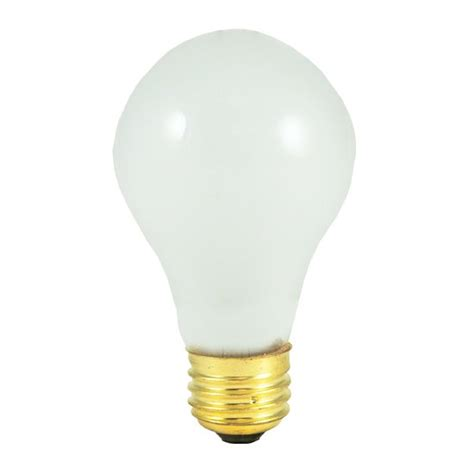 bulbrite type a low voltage incandescent bulbs 12 pack