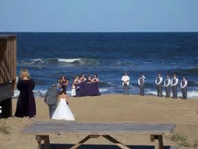 wedding venues in nc outer banks wedding venue dolphin oceanfront motel